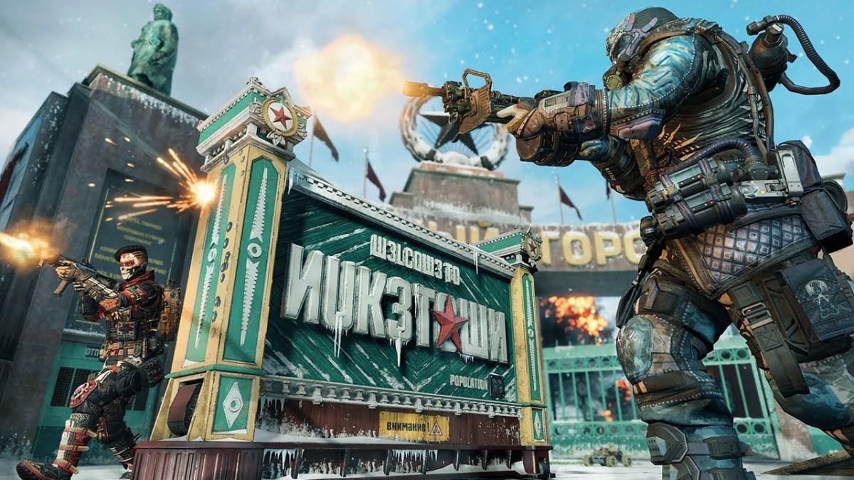 MIRA EL TRÁILER DE NUKETOWN PARA CALL OF DUTY: BLACK OPS 4
