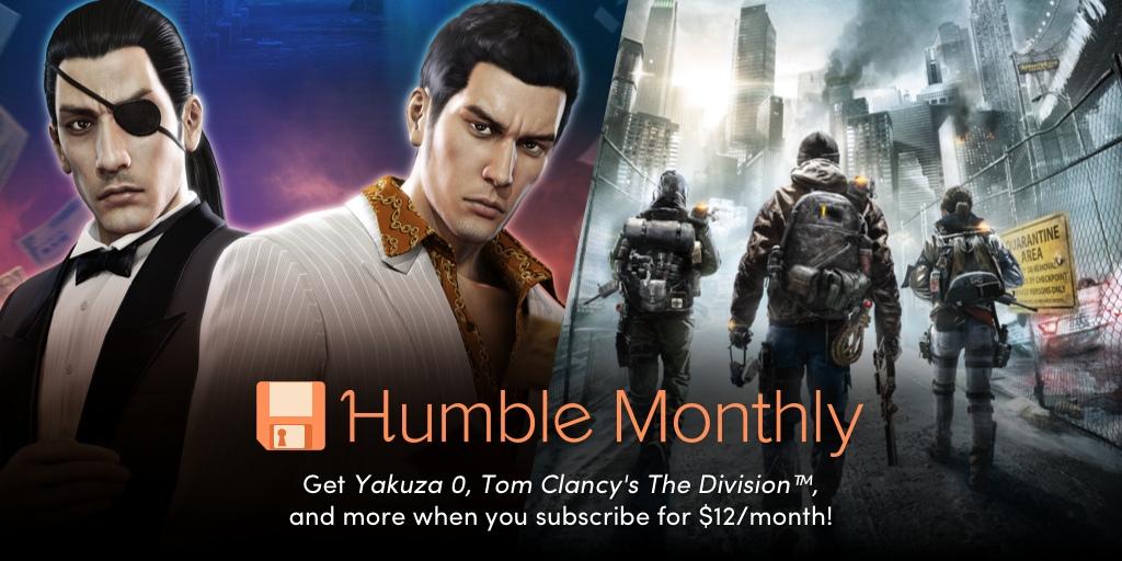 the-division-y-yakuza-0-llegan-al-humble-bundle-de-febrero-frikigamers.com
