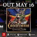 Conoce los ocho juegos de la Castlevania Anniversary Collection