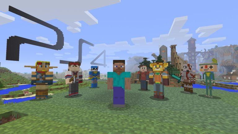Las notas de parche de la actualización 1.90 de Minecraft PS4 confirman los nuevos trofeos