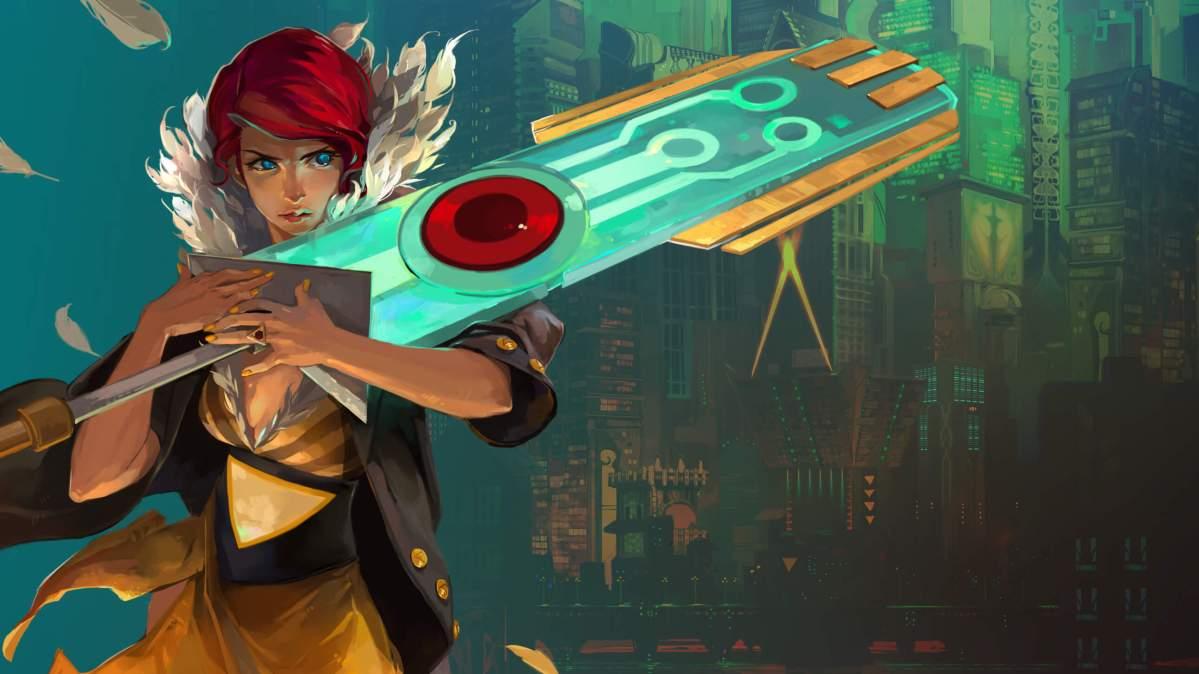 Transistor, es el nuevo juego gratis en la Epic Store