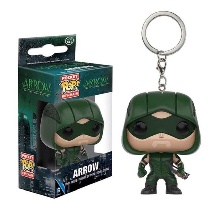 Arrow-llavero-pop