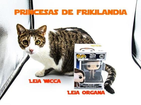 Princesas Frikilandia 2