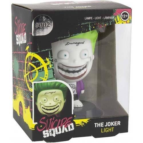 Lámpara Escuadrón Suicida The Joker 002