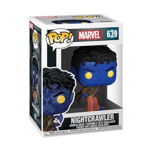 Nightcrawler con Cabeza Oscilante (20º Aniversario) X-Men 639