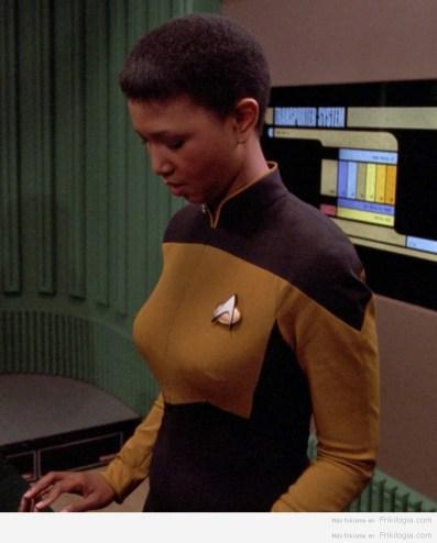 Mae en Star Trek