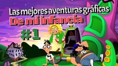 Las mejores aventuras gráficas de mi infancia