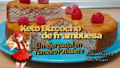Bizcocho-de-Frambuesa