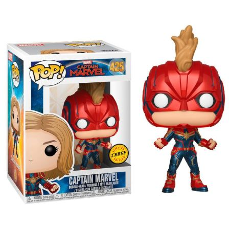 funko-pop-capitana-marvel-chase