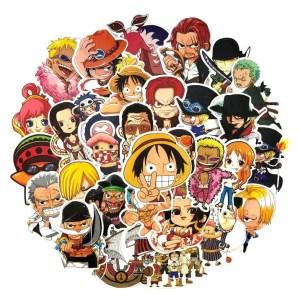 pegatinas-one-piece-stickers-anime-kawaii