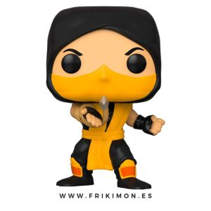 funko-pop-scorpion-mortal-kombat-figura