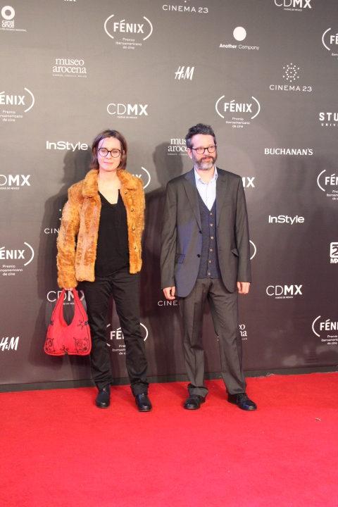 Alfombra roja de Premios Fénix