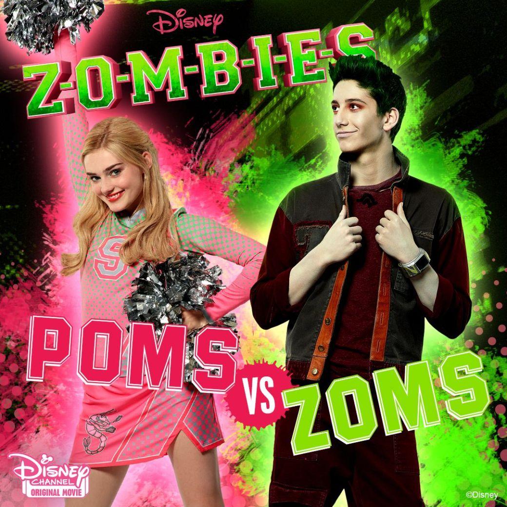 Disney Zombies Full Movie