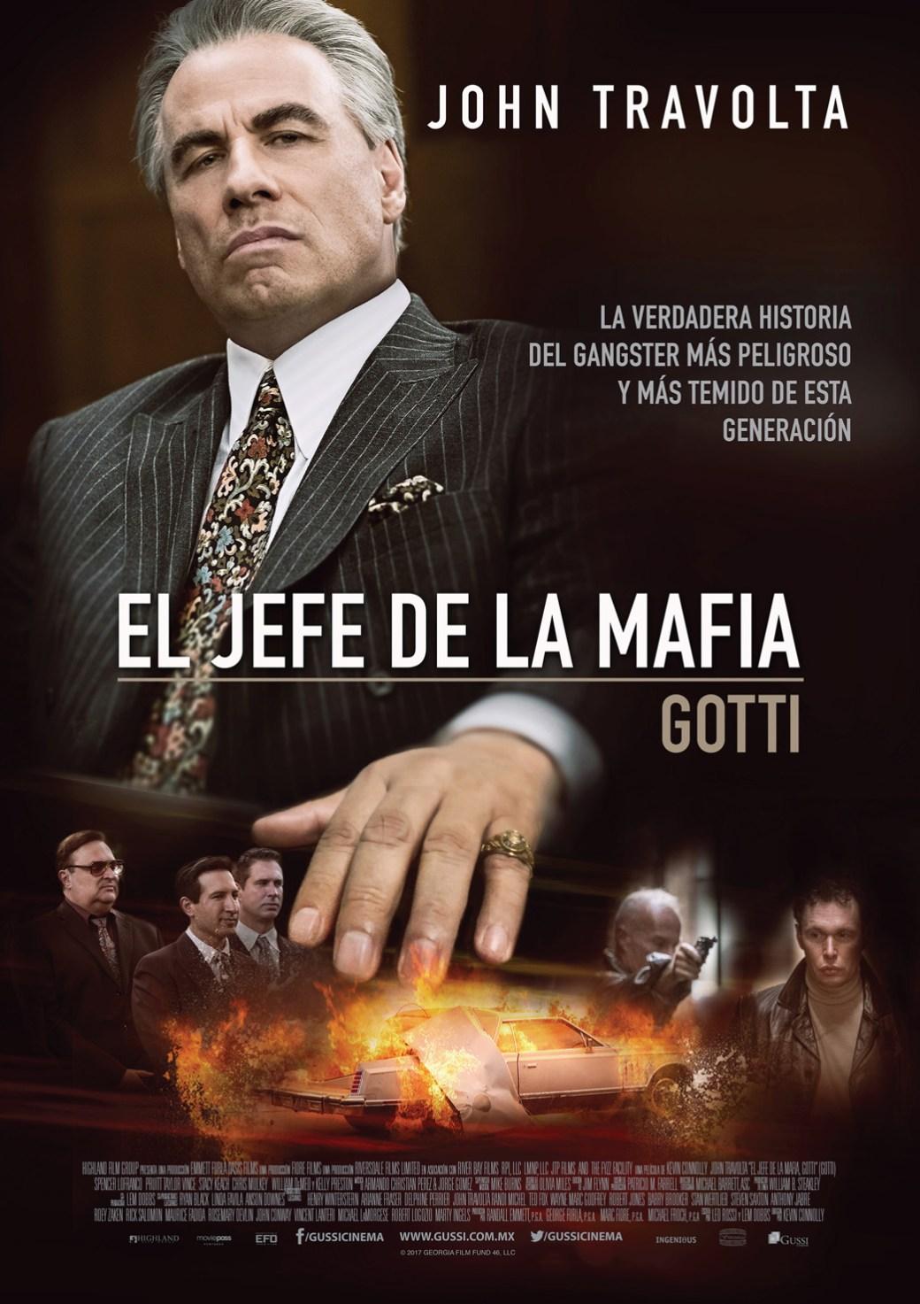 EL JEFE DE LA MAFIA: GOTTI[2018] [1080p BRrip] [Latino-Inglés] [GoogleDrive]