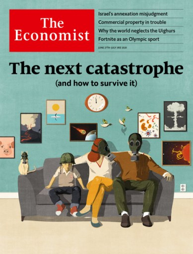 The Economist Junio 2020