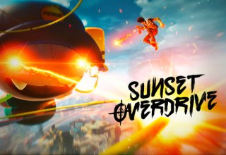 sunset overdrive