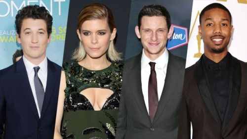Ultimate_Fantastic_Four cast