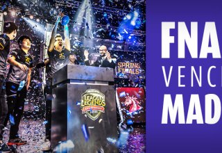 fnatic vence en madrid