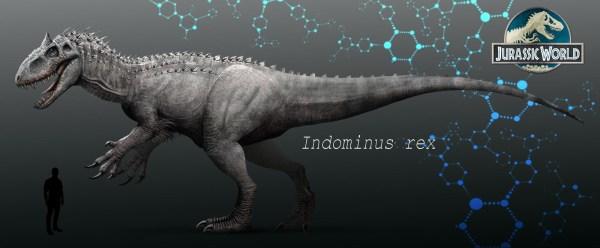 jurassic world i rex
