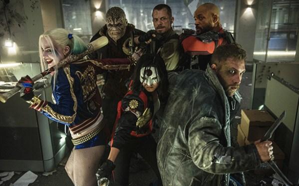 DC news suicide-squad