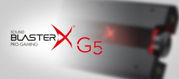 sound blaster XG5