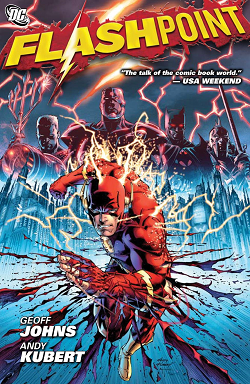 DC CW series FLASHPOINT