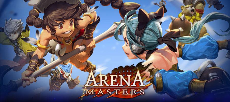 Conoce Arena Masters