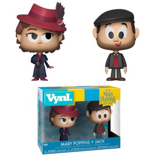 Vynl figures Disney Mary Poppins Mary & Jack the Lamplighter