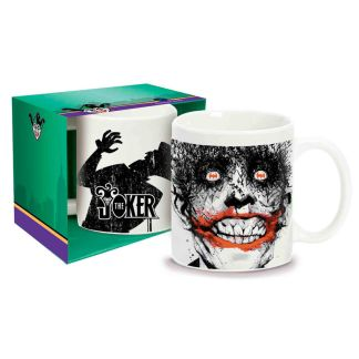 Taza Joker Batman DC Comics