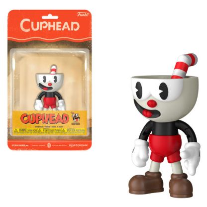 Figura action Cuphead