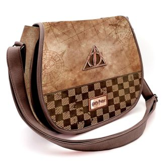 Bolso muffin Harry Potter Deathly Hallows