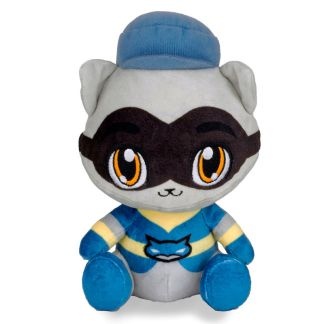 Pelcuhe Stubbins Sly Sly Cooper and the Thievus Racoonus 16cm