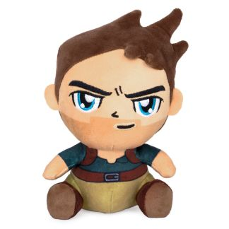 Peluche Stubbins Nathan Drake Uncharted 4 16cm