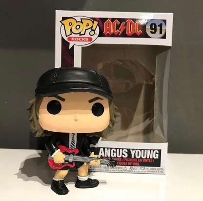 Funko Pop Angus Young