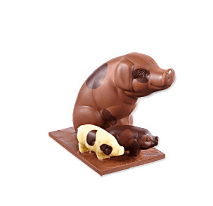 Bettys.co.uk Gloucester Old Spot Pigs - £12