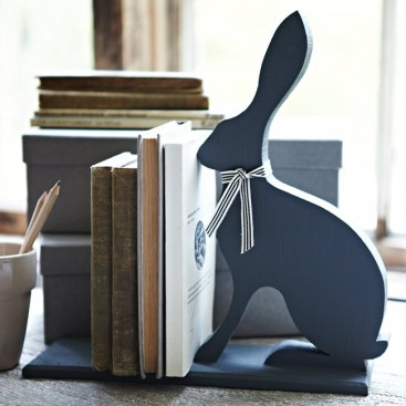 Handsome Hare_bookends