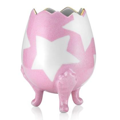 Marie Daage Brocken egg in pink