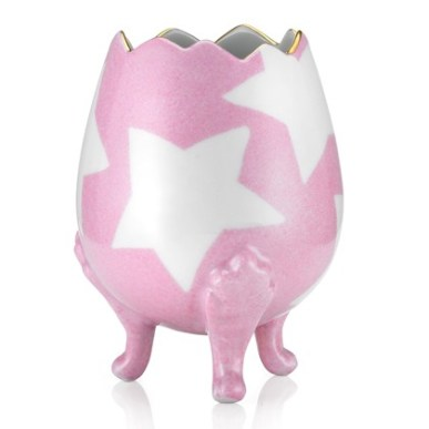 Marie Daage Brocken egg in pink