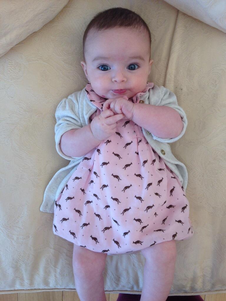 What Poppy wore – Zara + F&F