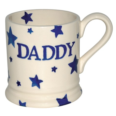 Emma Bridgewater Daddy Star mug