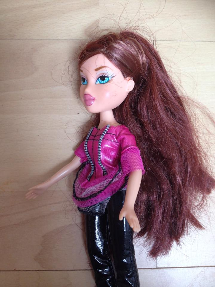 Ruthie doll before 3