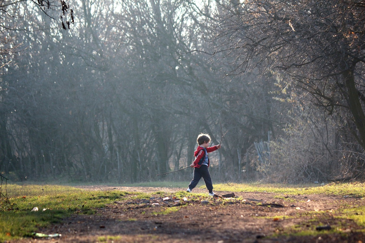 Guest post – Encouraging Your Kids to Play Outdoors this Autumn