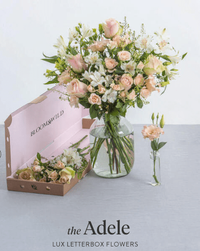Bloomandwild flower subscription Adele