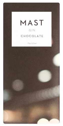 Mast Brothers Gin Chocolate