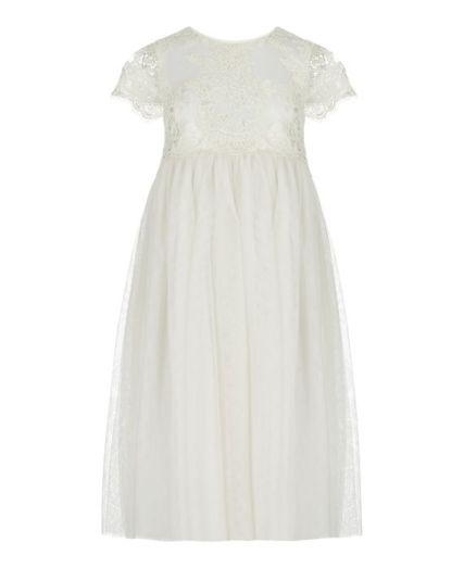 Debenhams John Rocha flower girl dress