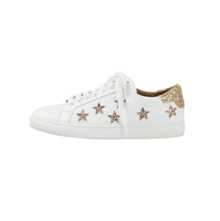Hush gold star trainers