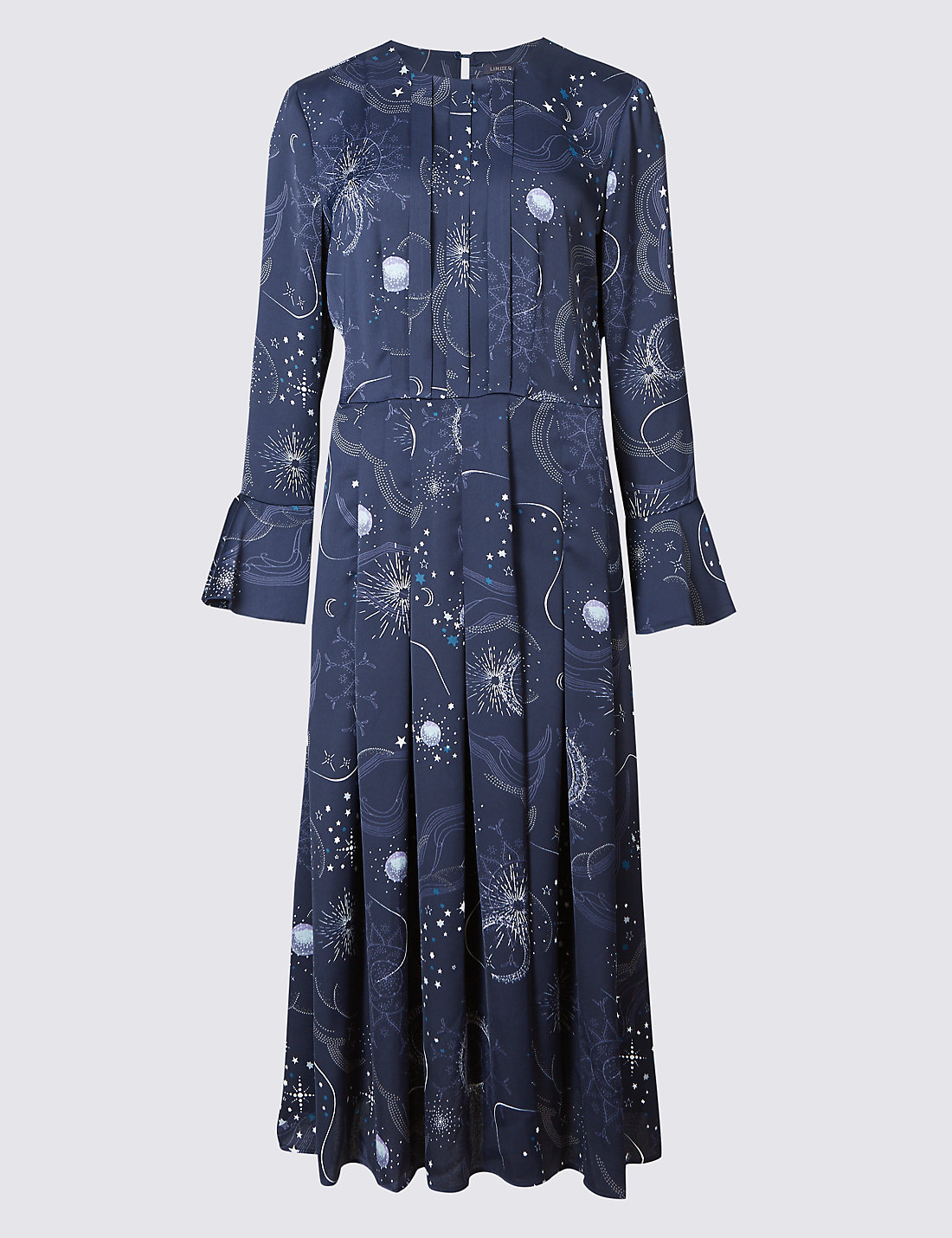 Marks and spencers celestial dress
