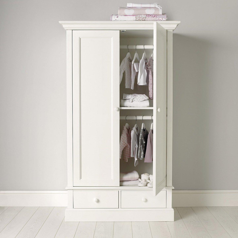 White Company childrens wardrobe