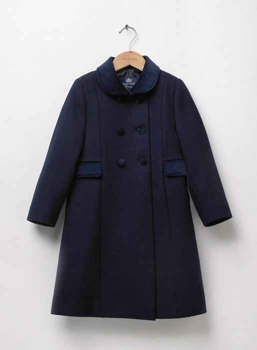 Traditional Winter Coats For Girls Frilly Pretty Things