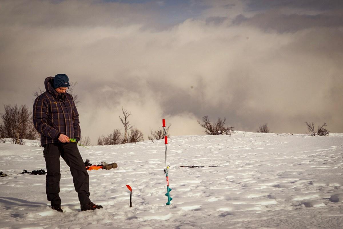 Vintertur Gausdal Vestfjell dag 2